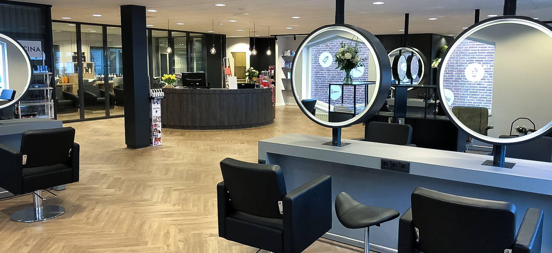 die saloneinrichter - Friseur- & Saloneinrichtung für ganz ...
